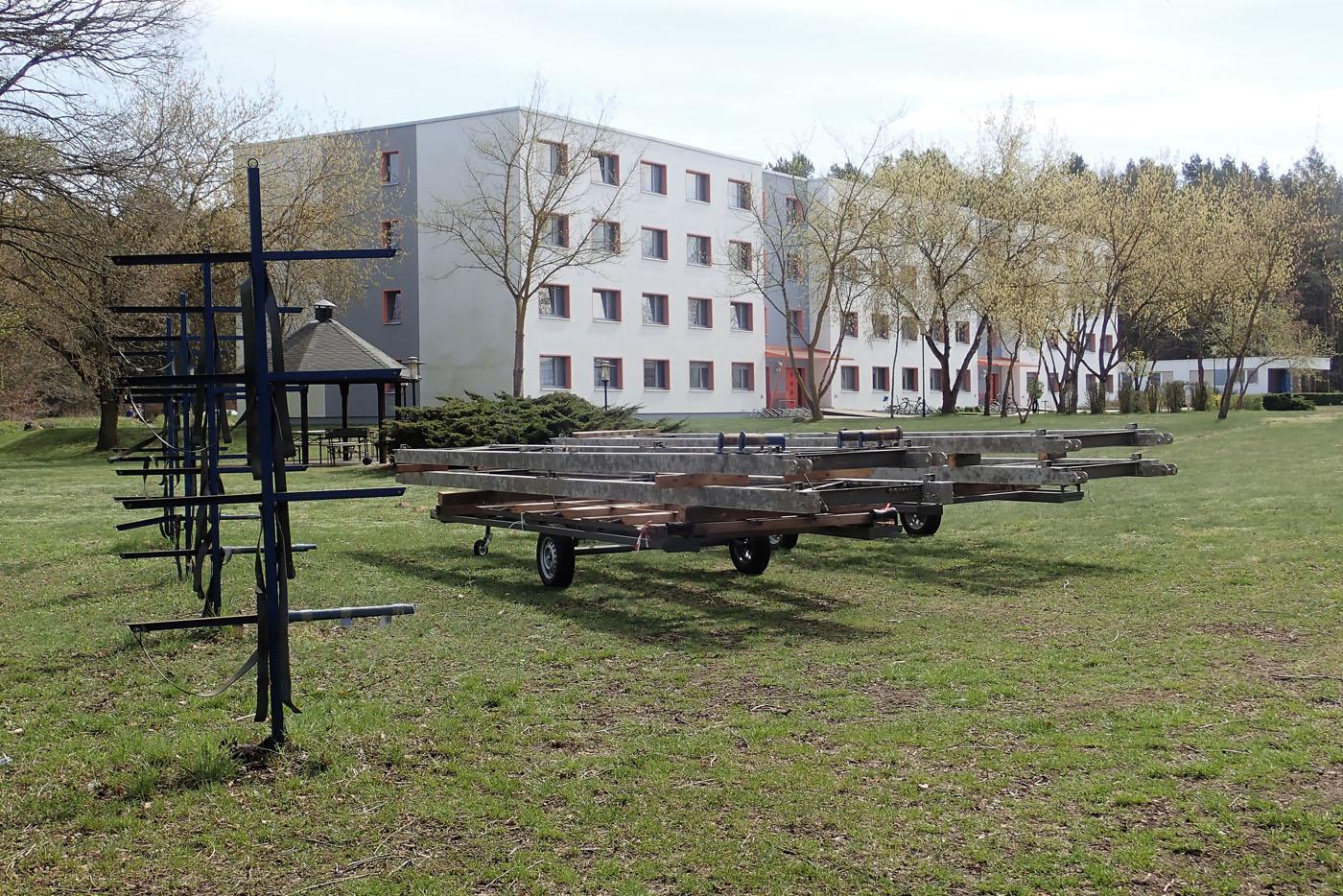 Sportzentrum Kienbaum